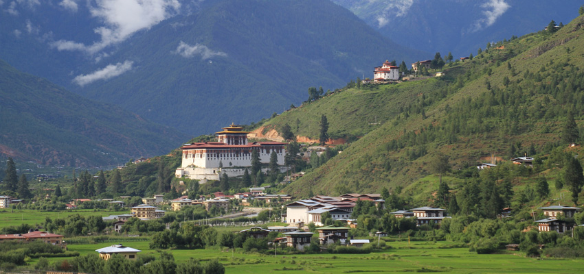 Must Visit Dzongs in Bhutan
