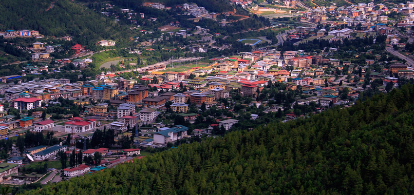 Top Destinations in Bhutan