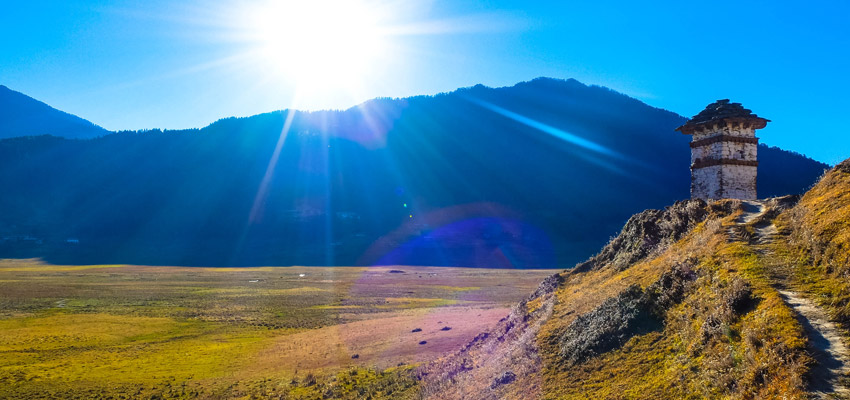 phobjikha-valley